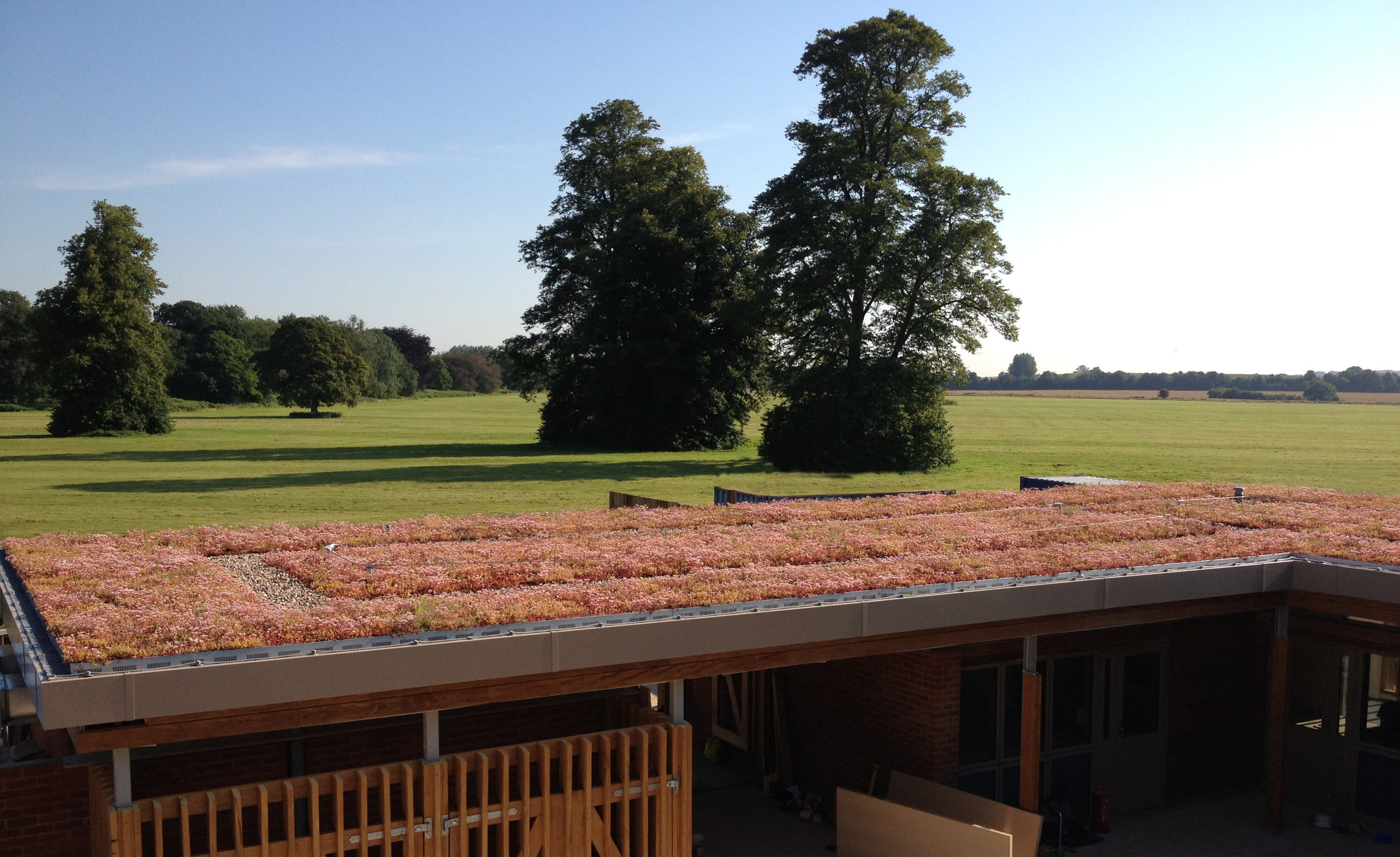 Green Roof Installers Living Roof Grass Installations